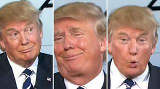 trump-faces
